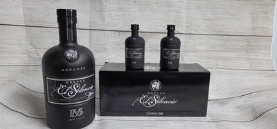 El Silencio Combo: One 750ml and One 50ml 10pack