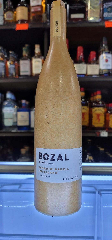 Bozal Espadin Barril Mezcal 750ml