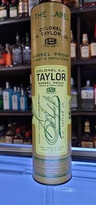 Colonel E.H Taylor Barrel Proof 750ml