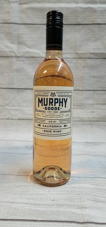 Murphy Goode Rose 2018 750ml