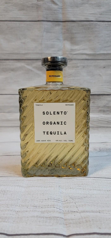 Solento Organic Tequila Reposado 750ml