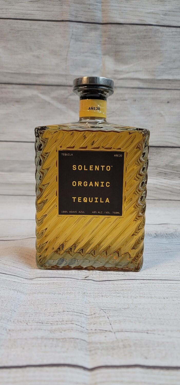 Solento Organic Tequila Anejo 750ml