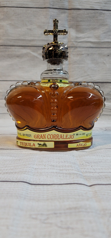 Corralejo Tequila Anejo Gran Reserva Anejo 1L