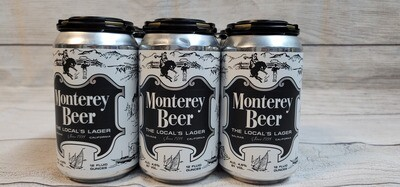Alvarado Street Brewing Monterey Beer 6pack 12oz