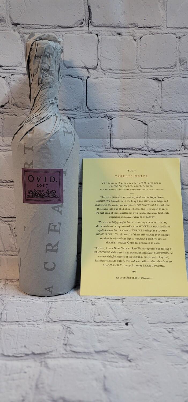 OVID Napa Valley Red Wine 2017 750ml