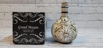 Grand Mayan Triple Distilled Silver Tequila 750ml