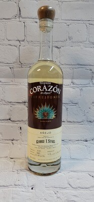 Corazon Tequila Expresiones Anejo George T. Stagg