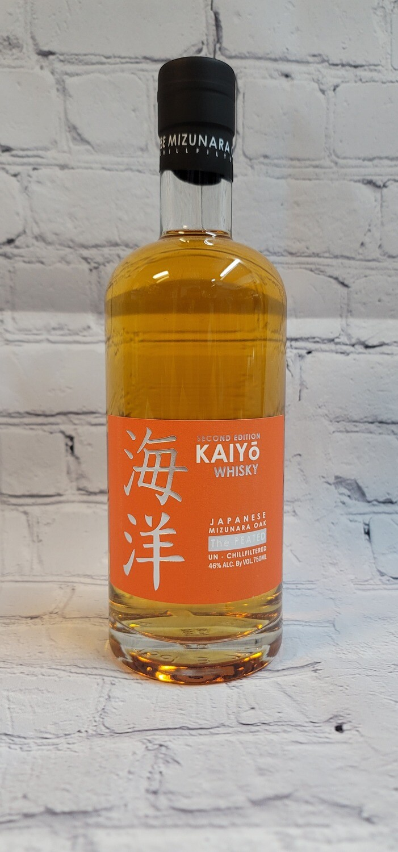 Kaiyo The Peated Japanese Whisky 750ml