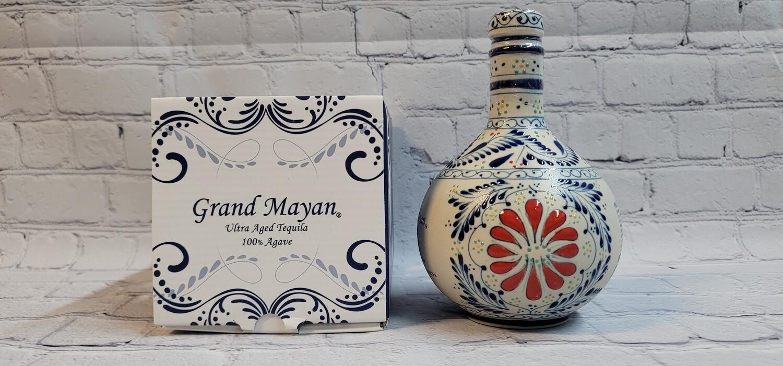 Grand Mayan Ultra Aged Tequila 750ml
