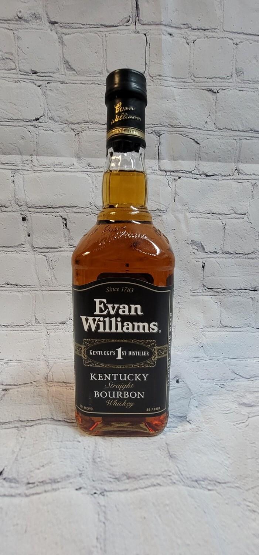 Evan Williams Kentucky Straight Bourbon 750ml