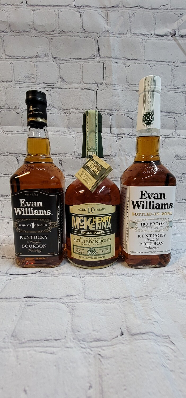 Henry McKenna 10 year single barrel 750ml