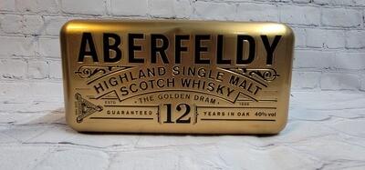 Aberfeldy Highland Single Malt Scotch 12 year Whisky 750ml