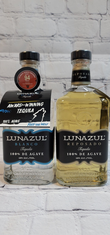 Lunazul Blanco/Reposado combo