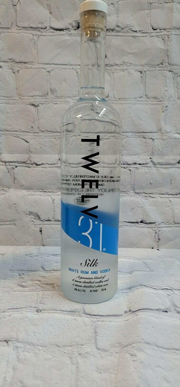 Twelve 31 White Rum and Vodka 750ml