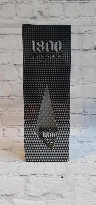 1800 Cristilano Anejo 750ml