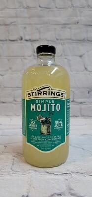 Stirring's Mojito Mixer 750ml