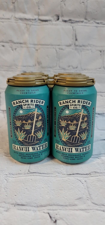 Ranch Rider Spirits Ranch Water 355ml 4pack