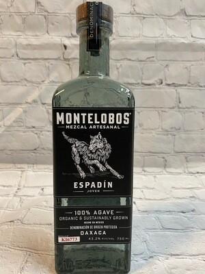 Montelobos Espadin Joven 750ml