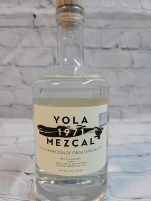 Yola Mezcal 750ml