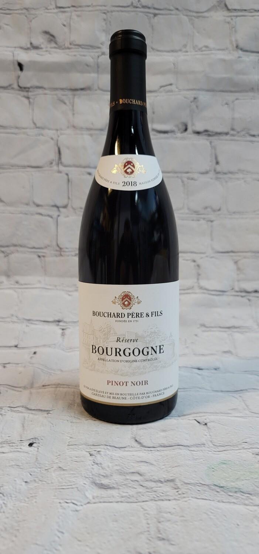 Bouchard Pere & Fils Reserve Bourgogne Pinot Noir 2018 750ml