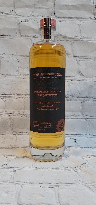 St. George Spicy Pear Liqueur 750ml