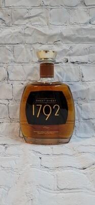 1792 Sweet Wheat Kentucky Bourbon 750ml