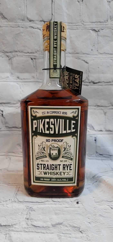 Pikesville Straight Rye Whiskey 750ml