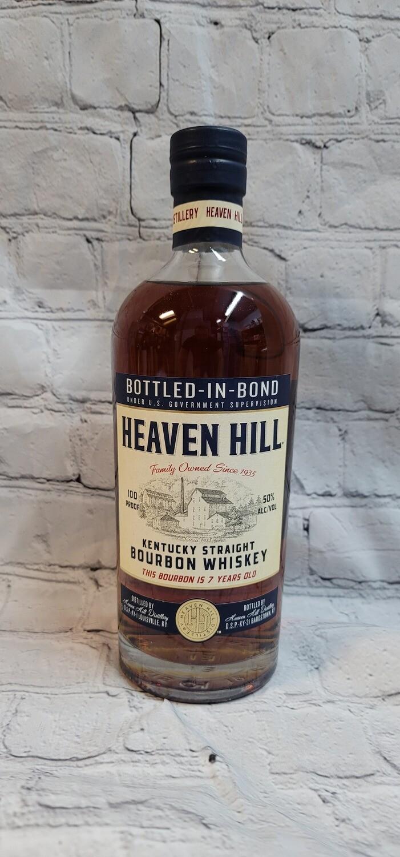 Heaven Hill Bottled in Bond 7 year Bourbon 750ml