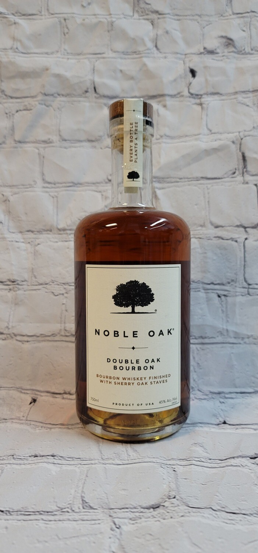 Noble Oak Double Oak Bourbon 750ml
