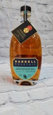 Barrelll Dovetail 10 year Whiskey 750ml