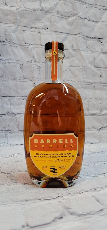 Barrell Armida Bourbon 750ml