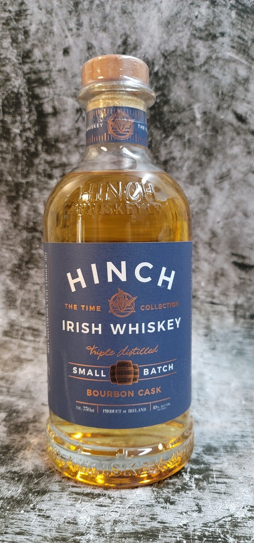 Hinch Irish Whiskey Small Batch Bourbon Cask 750ml