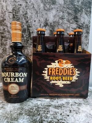 Bourbon Cream/Freddie's Root Beer Float Pack