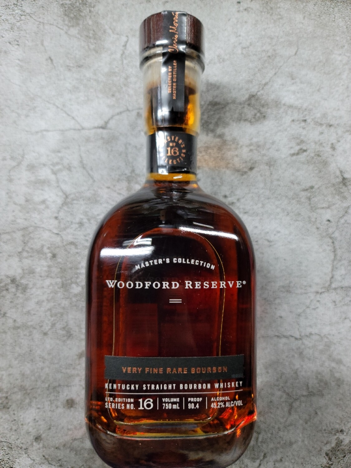 Woodford Reserve Master's Collection Very Fine Rare Bourbon series no.16 750ml