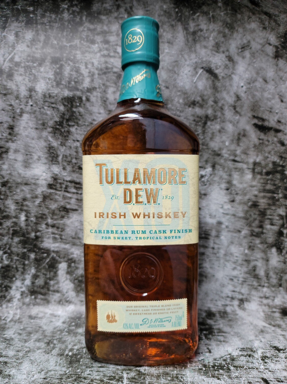 Tullamore Dew Caribbean Cask Finish 750ml