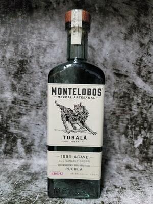 Montelobos Tobala 750ml