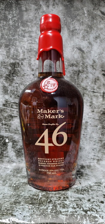 Maker's 46 750ml