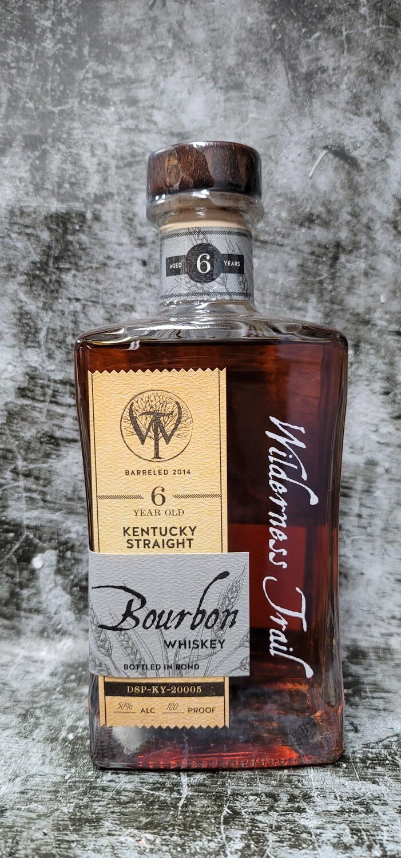 Wilderness Trail 6 year Kentucky Straight Bourbon 750ml