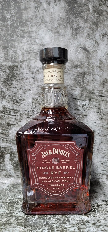 Jack Daniels Single Barrel Rye 750ml