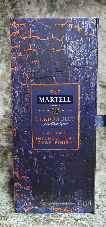 Martell Cordon Bleu Limited Edition Intense Heat Cask Finish Cognac 750ml