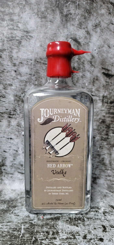 Journeyman Distillery Red Arrow Vodka 750ml
