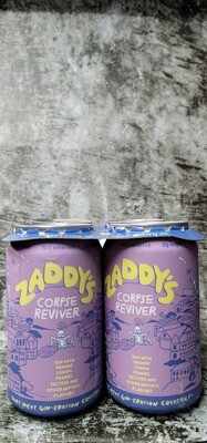 Zaddy's Corpse Reviver 12oz 4pack