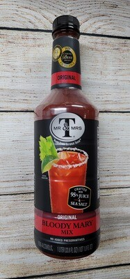 Mr and Mrs T Bloody Mary Mix 750ml