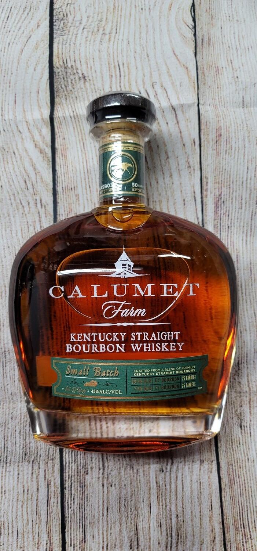 Calumet Farm Small Batch Whiskey 750ml