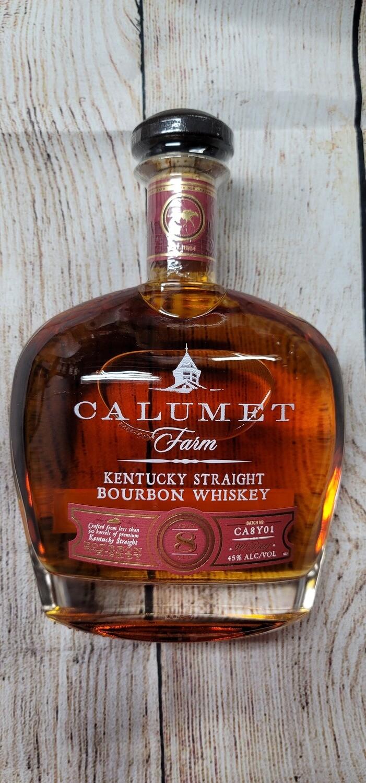 Calumet Farm 8 year Kentucky Bourbon 750ml