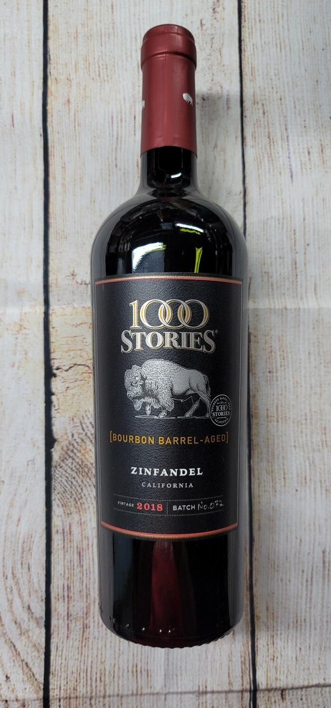 1000 Stories Zinfandel 2018 750ml