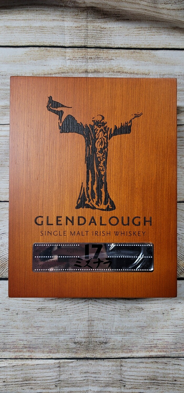 Glendalough Single Malt Irish Whiskey Aged 17 years 750ml