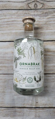 Ornabrak Single Malt Gin 750ml