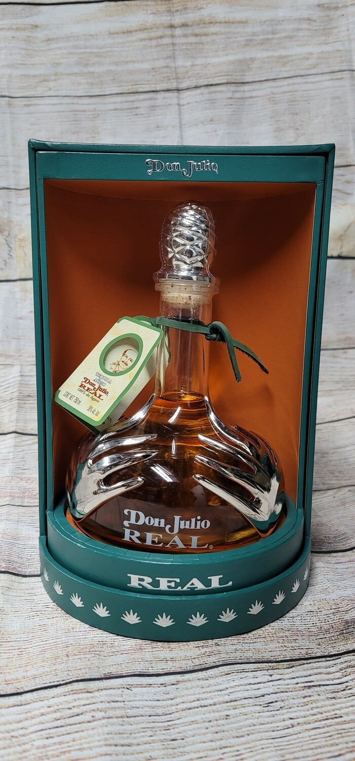 Don Julio Real Anejo Tequila 750ml