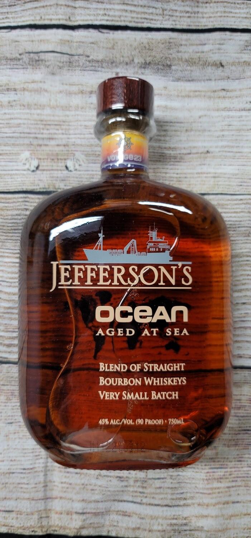 Jefferson's Ocean Aged Voyage 23 750ml